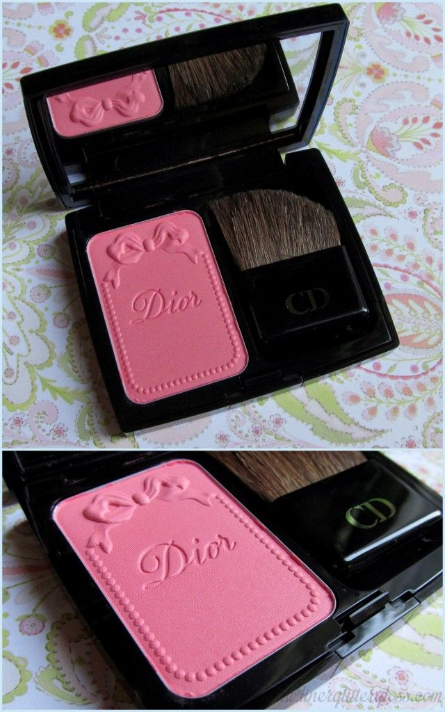 Diorblush Trianon Edition #946 pink reveier from Trianon Collection for Spring 2014