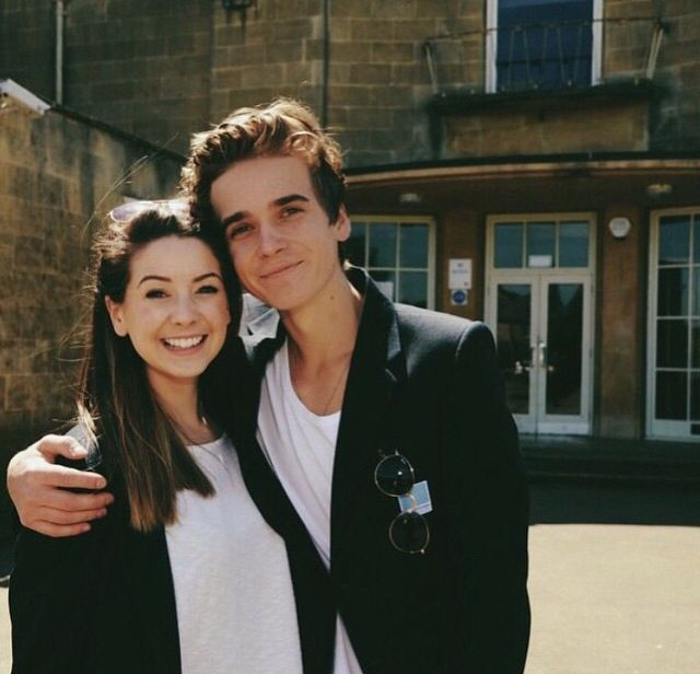 It's funny how as a youtuber I'm lucky enough to... (Joe Sugg)