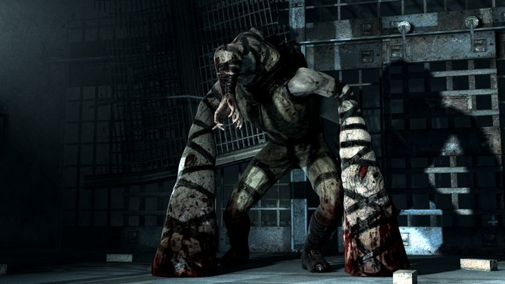 Silent Hill Homecoming: Siam - Symbolism 1: Between Fate & Helplessness - Drag along with Alex's Fate, make Him no Choice.