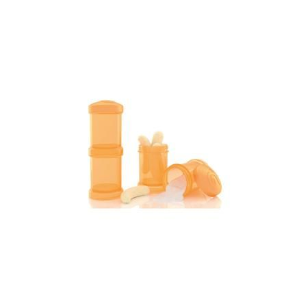 Twistshake Контейнер для сухой смеси 100 мл. 2 шт., TwistShake, оранжевый  — 499р.  Контейнер для сухой смеси 100 мл. 2 шт., оранжевый от шведского бренда Twistshake (Твистшейк), придет по вкусу малышам и современным родителям. Эти контейнеры прекрасно подходят для хранения детской смеси и оптимальны в использовании, их горлышко меньше горлышка любых бутылочек Twistshake (Твистшейк), потому позволяют пересыпать смесь без просыпания. Контейнеры также подходят для хранения каш, фруктов…