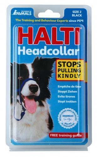 The Company of Animals Halti Headcollar for Dogs