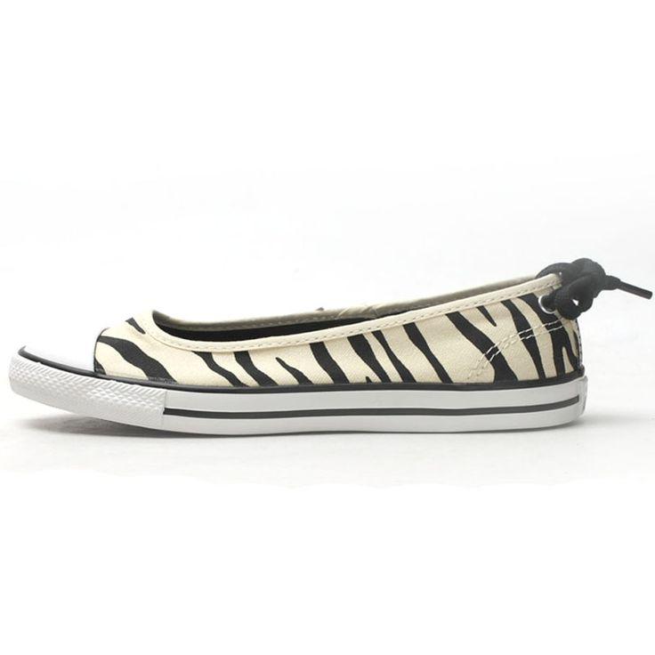 #converse  female summer authentic Allstar Bodi zebra shoes 542556 542 557 542 555