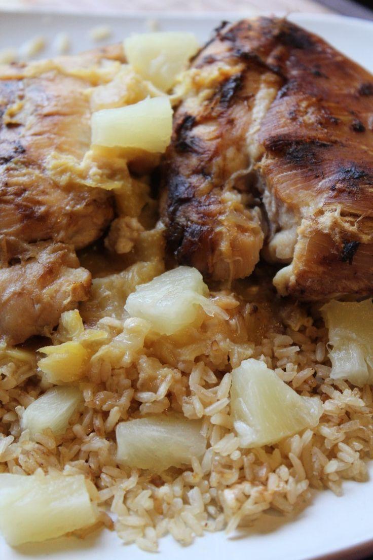 ... Pineapple Chicken Recipe sometimes known as Crock Pot Hawaiian Chicken