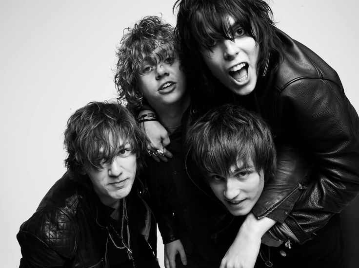 The Struts: One of the BEST Indie rock bands hailing from the UK at the moment......... check these guys out if you like rock music FORSURE.