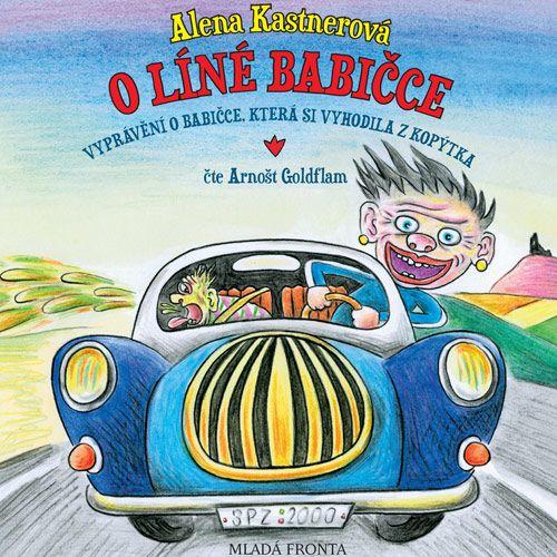 Alena Kastnerová – O líné babičce (recenzia audioknihy)