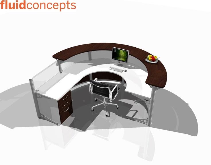 Reception Stations. Q907-4828-R1-1.  Visit www.fluidgroup.com