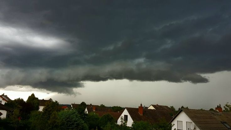 Unwetterwarnung Rheine
