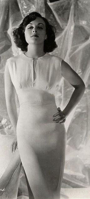 Paulette Goddard, 1936 George Hurrell
