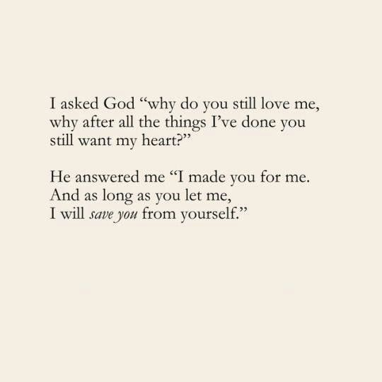 Wow .... how he loves us  #unconditional love