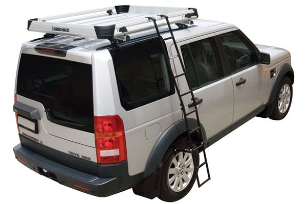 SUV Yukon Access Ladders | Home Roof Racks & Cargo Carriers Roof Rack Accessories Rhino-Rack ...