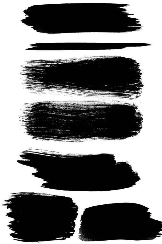 Black Watercolor Brush Strokes Black Paint Clipart Black Etsy In 2021 Studio Background Images Love Background Images Birthday Background Images