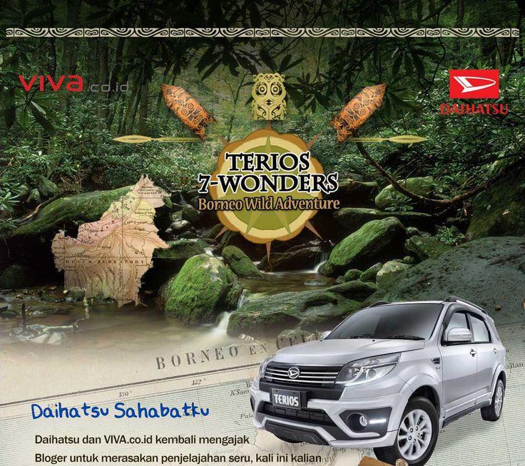 Lomba Blog Daihatsu: Borneo Wild Adventure