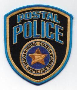 Postal Police Emblem