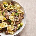 cheesy tortelloni with veggies - redbook