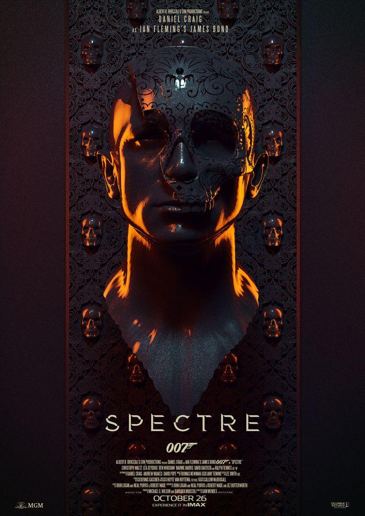 SPECTRE on Behance