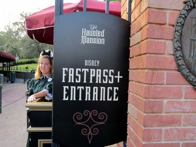 What exactly is Disney's Fast Pass+?