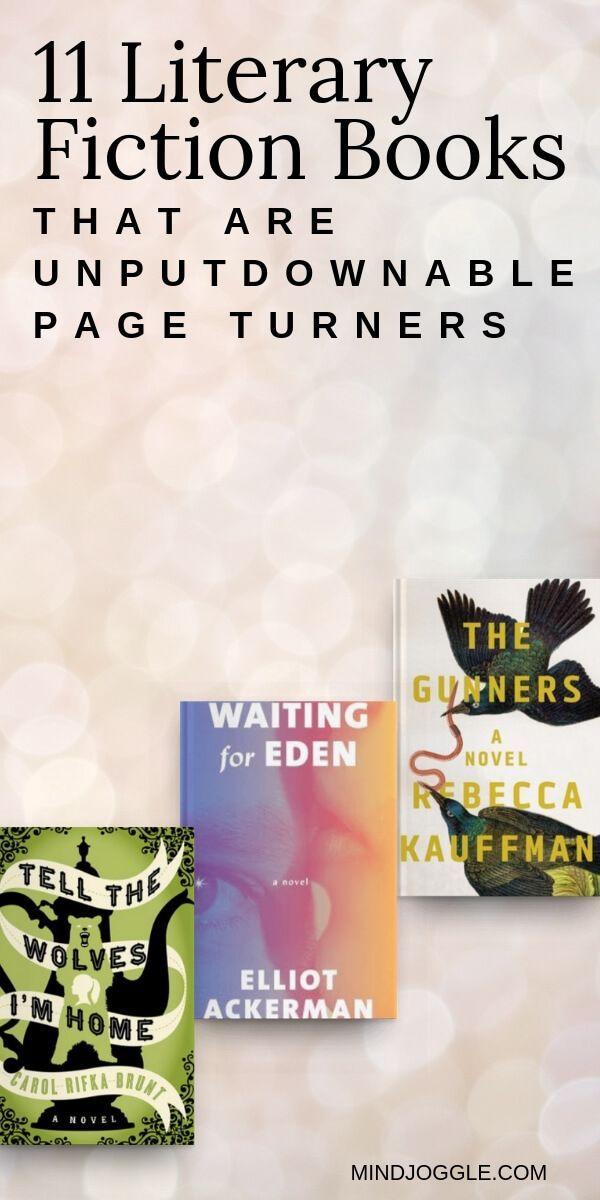 Page-Turners: 11 livres littéraires que vous ne pouvez pas écraser   – Interesting Blog Posts (to-read)