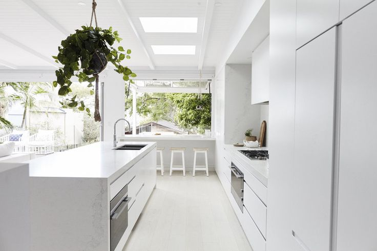 "By Lana  Guess what everybody? It's KITCHEN WEEK!!!  YAY! And not only are we revealing my Santorini-style kitchen but also an  innovative new room that I guarantee you've never heard of before! This  room was a must-have in my ""forever home"" but if you Google it, I promise"