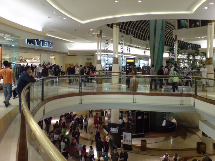 Chadstone Shopping Centre, Melbourne  Fashion Capital of the world