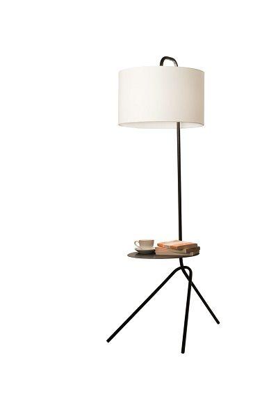 1200 Citygoat Black Floor Lamp| Mayfield Lamps. Davoluce Lighting.