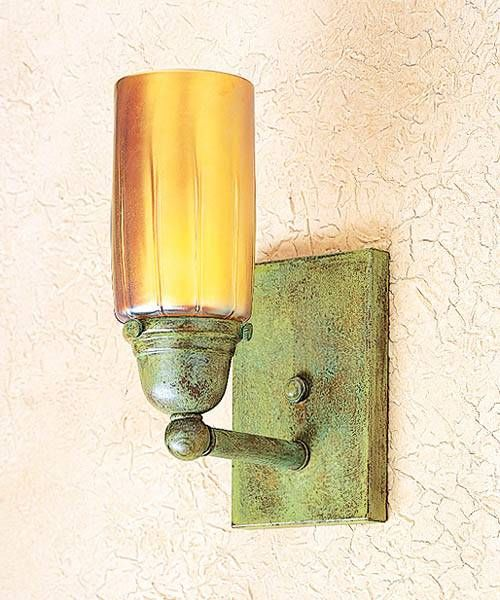 arroyo craftsman ss1 simplicity wall sconce atg stores