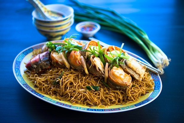 Lobster Noodle Stir Fry —The-Hungry-Australian The Hungry Australian | Australian food & travel blog