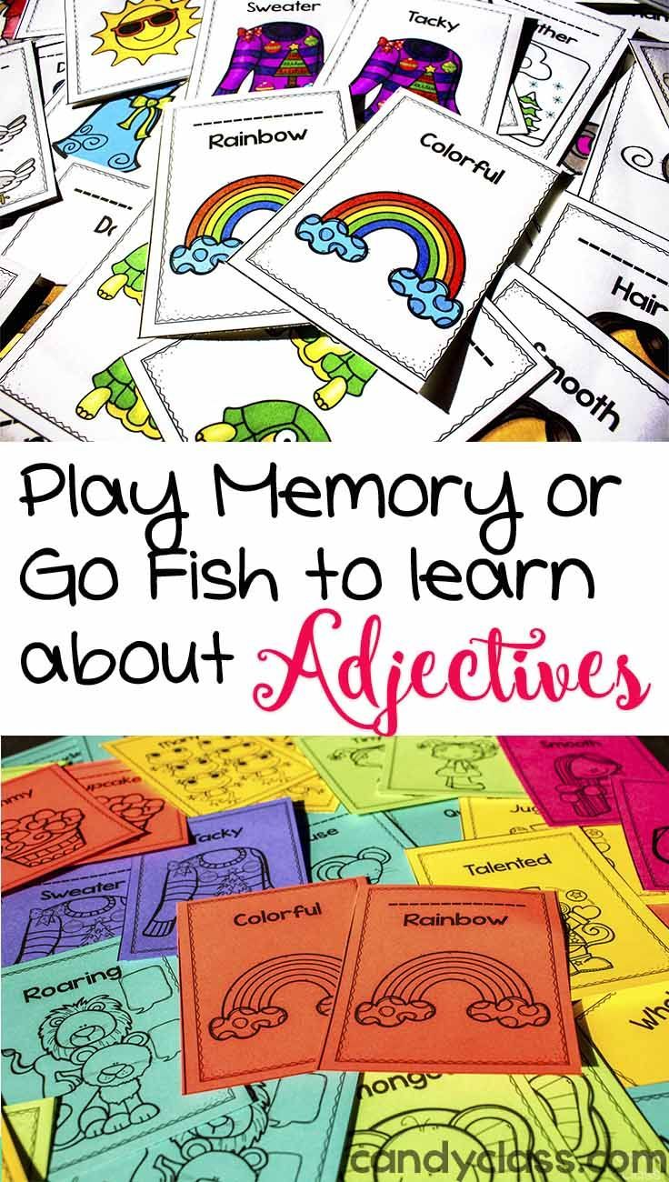 Looking For Some Fun Activities For Students To Master An Understanding Of  Adjectives? These Grammar