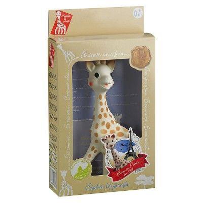 Sophie la Girafe Teether, Sensory Development Toy