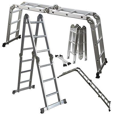 Scaffold Ladder Heavy Duty Giant Aluminum 12.5 ft Multi Purpose Fold Step Extend via https://www.bittopper.com/item/scaffold-ladder-heavy-duty-giant-aluminum-125-ft-multi/