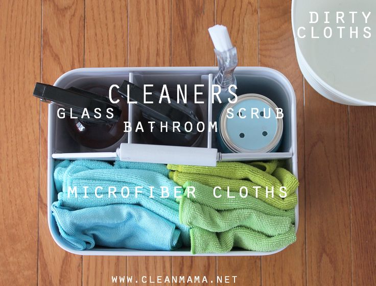 How to Speed Clean ALL Your Bathrooms in 15 Minutes