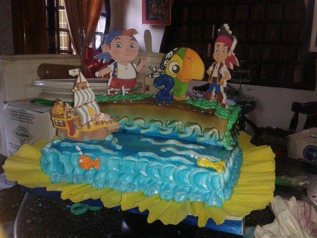 Jake y los piratas!