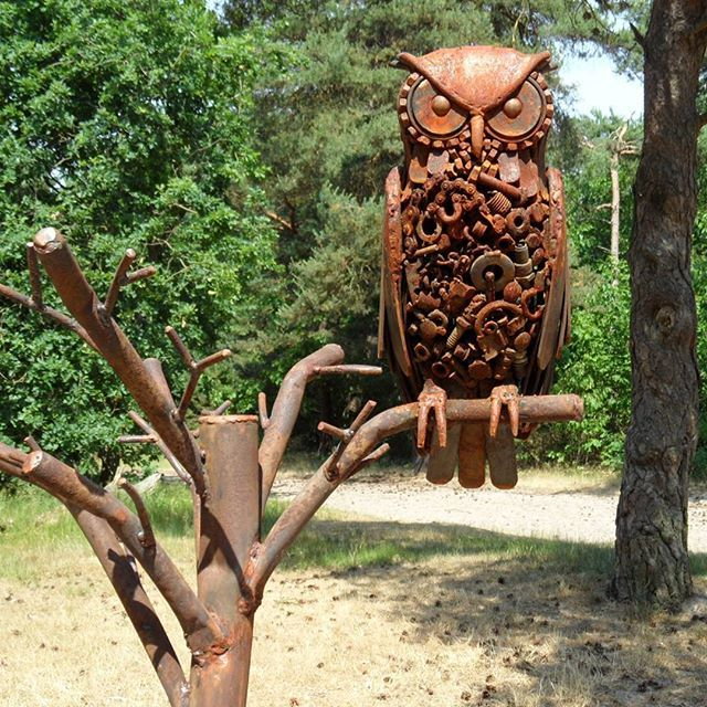 #owl#owls#tree#love#art#arte#fantasy#me#metalshaping#ironart#instaart#instaartist#instago#colorfull#picoftheday