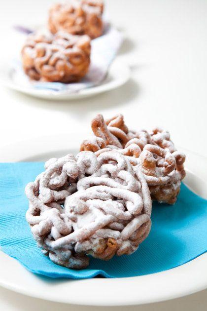Dessert Recipe: County Fair Mini Funnel Cakes