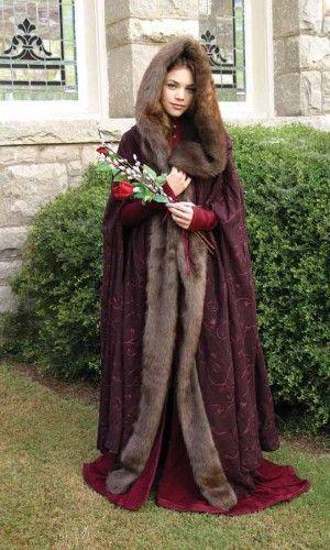 Kingdom-of-fur coat