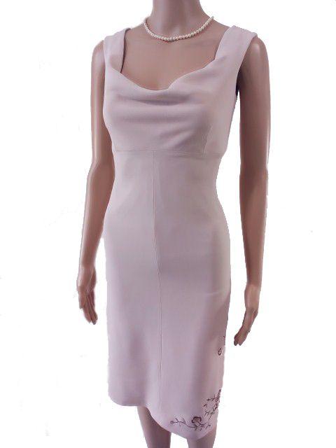 Licht roze jurk. Karen Millen 34