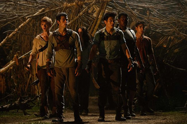 "Speciale ""The Maze Runner - Il Labirinto"": il libro, il film e il cast 