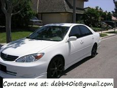 Toyota Camry 2003 Low milles