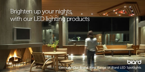 Illuminate your home in style.