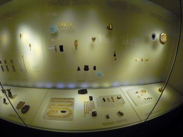 Das Museo del Oro in Bogotá ist überaus sehenswert und eine der Top Aktivitäten in Bogotá