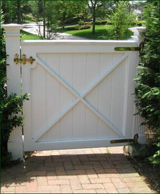 559 Best Images About Fences Amp Gates On Pinterest