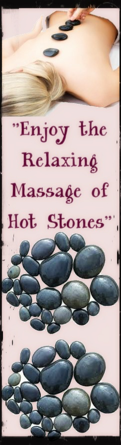 Hot stone massage is a variation on classic massage therapy. Heated smooth,  flat stones