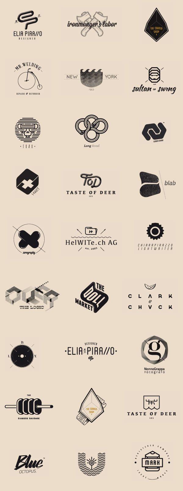 Logo Collection by Elia Pirazzo