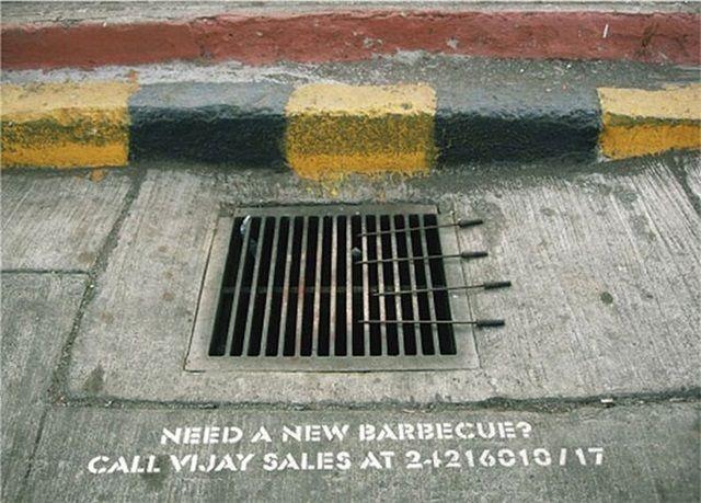Vijay Sales // Need A New Barbecue?