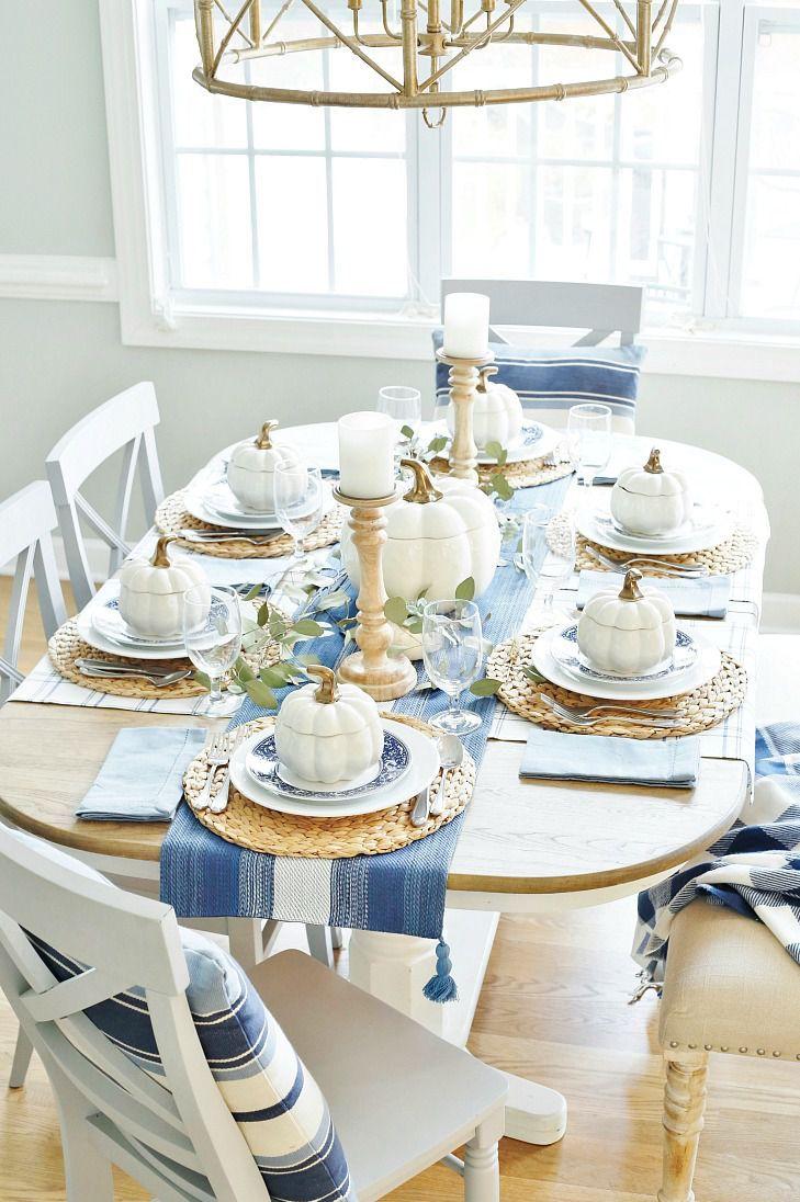 Gorgeous Thanksgiving Table Decor Ideas You Have To Try Elegant Thanksgiving Table Thanksgiving Table Decorations Thanksgiving Dining Room Table