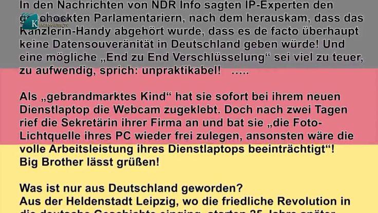 Gedanken zum 25. Jahrestag der Deutschen Einheit (klagemauer.tv)