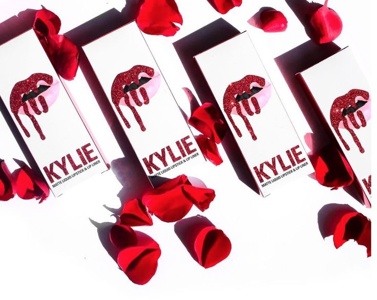 Kylie Jenner V-Day Collection - Lip Kits - Mini Kit - Diary- CONFIRMED ORDER #Kyliecosmetics