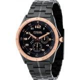 Fossil Men's Multi-Function Black Dial Watch #BQ9348 (Watch)By Fossil