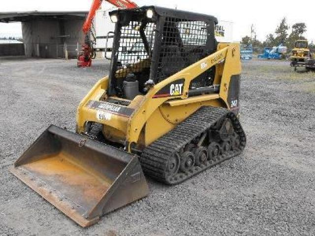 17 Best Images About Crawler Skid Steer Loaders On