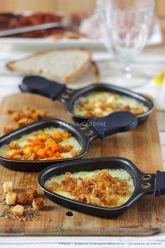 Des idées recettes qui changent pour vos soirées raclette avec Leerdammer | StellA Cuisine !!! Recettes faciles, Recettes pas chères, Recettes rapides