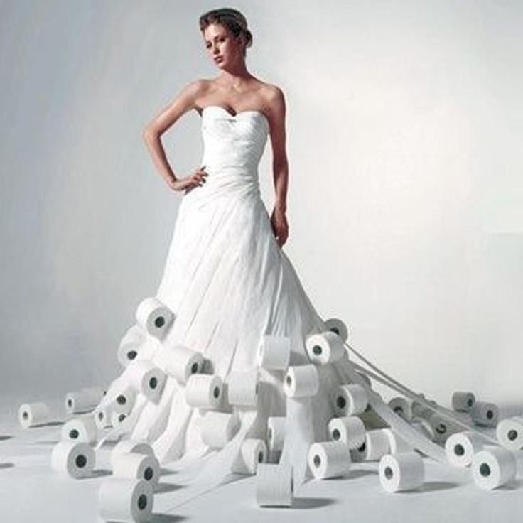 Fabulous Directions for The Toilet Paper Wedding Dress Game Bridal Shower Game Directions Only